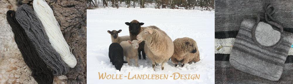 Wolle-Landleben-Design